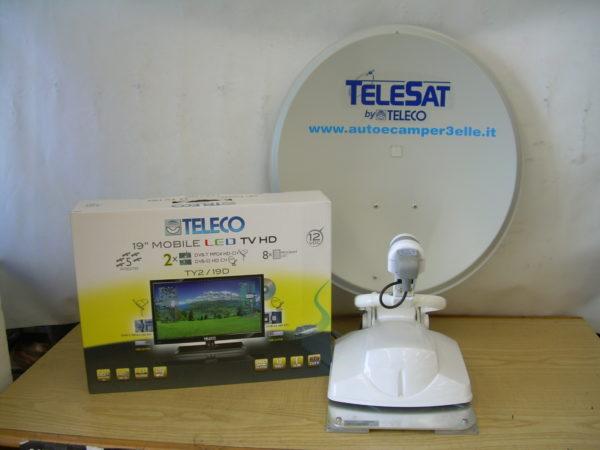 Parabola Teleco