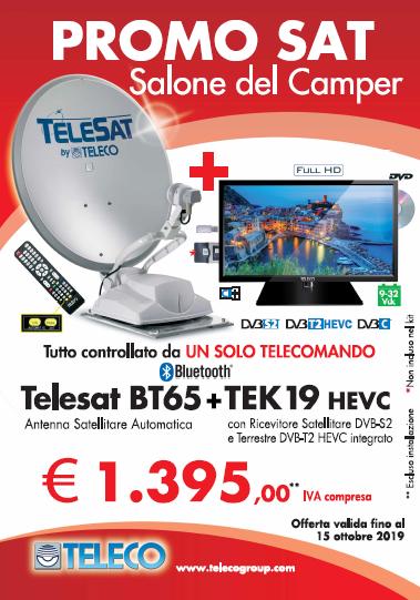 Promo Telesat